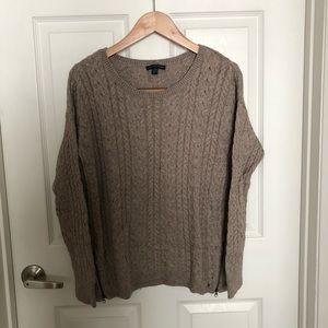 American Eagle boyfriend fit sweater, XS